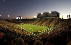 There's just something about college football.  Today, I got up at 11 a.m., which, given my schedule, is rather early for me, sipped coffee and watched my alma mater University of Iowa Hawkeyes — as they lost to the Northwestern Wildcats during homecoming in Iowa City.