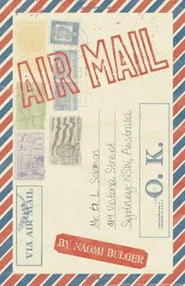 Suddenly Books: Review: Airmail by Naomi Bulger