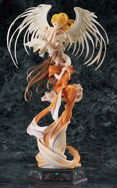 Ah! My Goddess! - Belldandy with Holy Bell 1/10 Complete Figure(Preorder)
