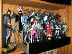 display options for superhero action figures   Action Figure Insider • View topic - The Collection of FlaBat