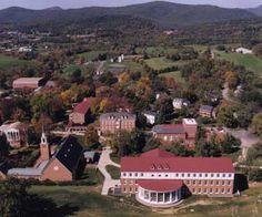 Hollins- my alma mater