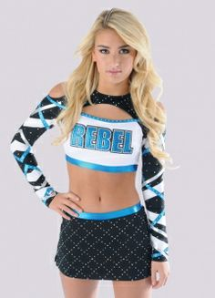 Allstar Cheerleading Uniform by Rebel Athletic