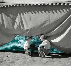"""Collages for magnificent nature"" by Merve Ozaslan"