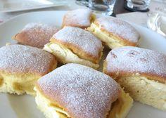 Wer mich schon etwas besser kennt der weiß - wenn süss, dann richtig süss. Und da am Liebsten TOPFEN. Für meine deutschen Leser - am Liebsten QUARK. Wobei man ja zugeben muss, dass Topfen, dann doch das schönere Wort ist. Ob Topfengolatschen, Topfen-Obersschnitte mit Mandarinen, Milchrahmstrudel, Topfenkuchen,