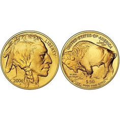 American Gold Buffalo Bullion Coin. #Gold #401K #IRA #Investing #Bullion #regal_assets_review #Regal_Assets