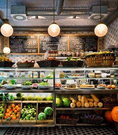 Vegetarian Restaurant | Teresa Carles | Barcelona