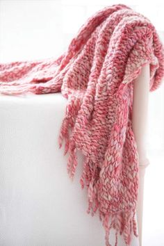 The perfect snuggle up, read a book with your little girl, chunky wool throw.