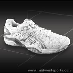 reputable site 77e80 c0a9a Asics Gel Resolution 5 Women s Tennis Shoes E350Y-0193 Asics Women, Court  Shoes,