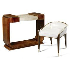 DOMINIQUE  A DRESSING TABLE AND CHAIR