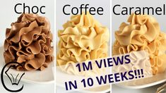 Condensed Milk Buttercream COMPILATION Chocolate Coffee Caramel SILKY SMOOTH No Grit No Icing Sugar - YouTube Nutella Buttercream Frosting, Cake Frosting Recipe, Cake Icing, Eat Cake, Cream Cheese Buttercream, Caramel Frosting, Honey Chocolate, Chocolate Coffee, Food Cakes