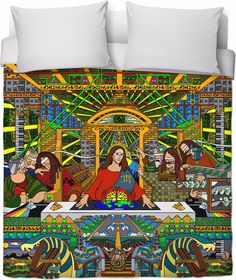 Check out my new product https://www.rageon.com/products/the-last-supper-14 on RageOn!