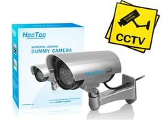 HooToo® HT-DC002 Indoor/Outdoor Dummy Camera, Professional Simulated Surveillance Cam with Blinking Lights, Silver by HooToo. $8.99. HooToo® -  Security Solutions Partner  Protection for the important people and property in your life is of critical importance in a world full of uncertainties. The mission of HooToo® is to be your reliable partner for affordable video security cameras and surveillance systems. With our premium selection of user-friendly products, your home and...