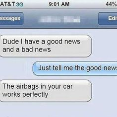 Jokes of the day for Sunday, 23 September 2018 Funny jokes, funny memes, funny texts and funny gifs collected from the internet on Sunday, 23 September 2018 Funny Shit, Funny Texts Jokes, Text Jokes, Stupid Funny Memes, Funny Relatable Memes, Funny Fails, Funny Stuff, Epic Texts, Memes Humor
