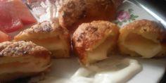 Palenta-kroketi punjeni sirom — Coolinarika