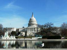 WASHINGTON  El ombligo del poder ~ Callejeando por el Planeta