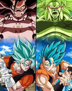 Dragon Ball Z, Akira, Gogeta E Vegito, Goku E Vegeta, Manga Dragon, Best Anime Shows, Fanart, Arte Horror, Anime Artwork