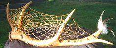 dreamcatcher antler