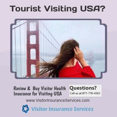 US visitor insurance providers have designed short-term ...