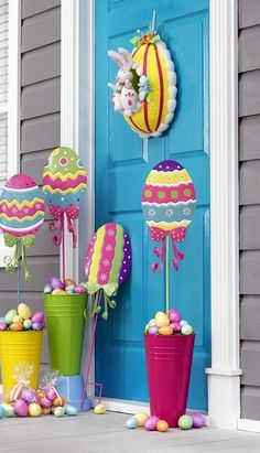 45 Simple Easter Decorations Ideas to Try This Time
