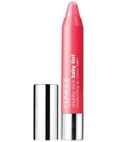 Clinique Chubby Stick Baby Tint Moisturizing Lip Colour Balm - Coming up Rosy