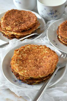 Almás túrópalacsinta - Kifőztük Waffles, Pancakes, Cookie Recipes, Healthy Lifestyle, Sweets, Cookies, Breakfast, Foods, Recipes For Biscuits
