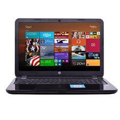 HP 15-r029wm Pentium N3520 Quad-Core 2.166GHz 4GB 500GB DVD±RW 15.6 LED Notebook W8.1 w/Webcam