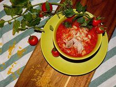 """""""Co w kredensie piszczy"""": Zupa pomidorowa"""