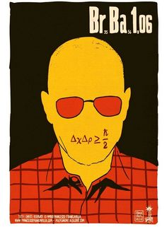 The Gifted Artist Francesco Francavilla Delivers Some Masterful Minimalist Episode Posters For Breaking Bad Season 1 Breaking Bad Episode 1, Breaking Bad Season 1, Breaking Bad Series, Breaking Bad Art, Breaking Bad Poster, Heisenberg, Mad Men, Comic Book Artists, Comic Books