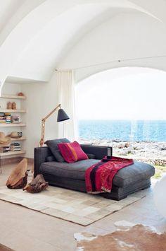 The Bunker in Menorca, Spain | 10 Best Beach House Getaways | Camille Styles