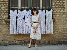 #coloroftheweek #color #colour #white #vintage #new #blouse #bucket #hat #buckethat #fashion #unique #top #tanktop #skirt #outfit #pattern #stripe #industrial #bag #sunglasses #budapest #vintageshop #szputnyik #szputnyikshop Elegant Dresses, Casual Dresses, Color Of The Week, Festival Essentials, Short Summer Dresses, Hippie Style, Festival Fashion, Special Occasion Dresses, Budapest