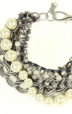 Easiest ever multi chain bracelet | DIY jewelry