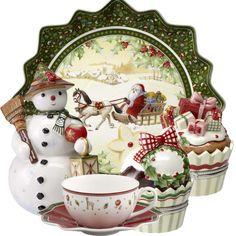 villeroy?Boch Christmas china   Villeroy & Boch -