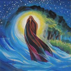 Given to the Night by Mary Southard, CSJ  Ministry of the Arts