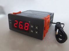 Дешевое Ac 110 В регулятор температуры датчика переключатель инкубационный термостат реле, Купить Качество Температурные инструменты непосредственно из китайских фирмах-поставщиках:     Особенности:         100% новый.  С большой и четкий ЖК-дисплей для лучшей читаемости.  Широкий диапазон измер