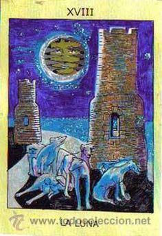 TAROT INICIATICO DE ALMA AJO, 22 ARCANOS MAYORES, 6º  BARAJA COLOREADA  A MANO, edicion 2010 Painting, Game Cards, Garlic, Colors, Painting Art, Paintings, Drawings