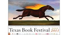 DJ stout of pentagram at design indaba 2014 (poster for texas book festival 2011)