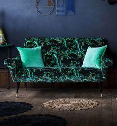 Duresta x Matthew Williamson Tango Sofa