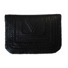Braided mini bag - Black by KOVA