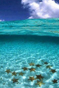 Cielo en el mar