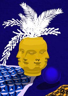 #illustration #illustrationdigital #surrealisme #ceramique