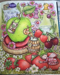 Adult Coloring Pages, Coloring Books, Fairy Sketch, Markova, Make Me Happy, Color Inspiration, Enchanted, Sketching, Fairies