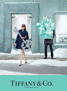 Duchess Dior — Tiffany & Co. Christmas 2014