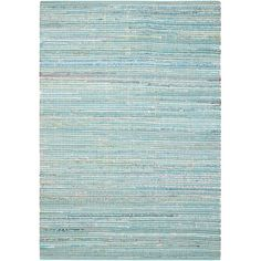 You'll love the Amanda Hand-Woven Light Blue Area Rug at Wayfair - Great Deals on all Rugs products with Free Shipping on most stuff, even the big stuff.