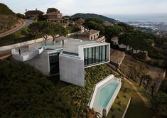 X House by Cadaval & Sola-Morales Architects of Barcelona is amazing