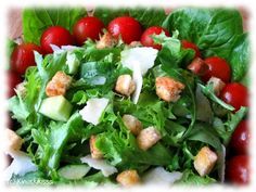 Caprese Salad, Cobb Salad, Vegetarian Recipes, Salads, Food And Drink, Healthy Eating, Chicken, Meat, Drinks