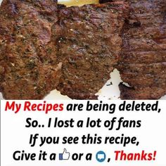 Grilling season is here and YOU need the BEST Steak Marinade in Existence! And watch the video down below! I can't believe June is here! My kids' last day of school Steak Marinade Recipes, Marinated Steak, Meat Recipes, Steak Marinate, Marinade Sauce, Soy Sauce, Beef Dishes, Food Dishes, Chocolate Syrup Recipes