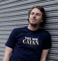 Settlers of Catan shirt