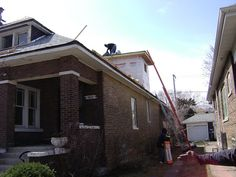 New north dormer by Historic Chicago Bungalow Association, via Flickr