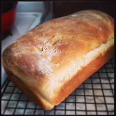 Nothing better than the smell of #Homemade Bread! #Yum! Everything tastes so much better when you make it from scratch!