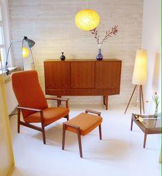 Alf Svensson Chair - in Interior Design.